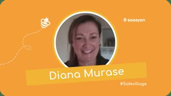 Diana Murase on Saasyan #SafeVillage