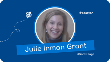 Julie Inman Grant on the Saasyan #SafeVillage