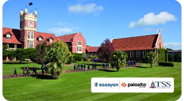 Saasyan & Palo Alto Networks Solution For The Southport School