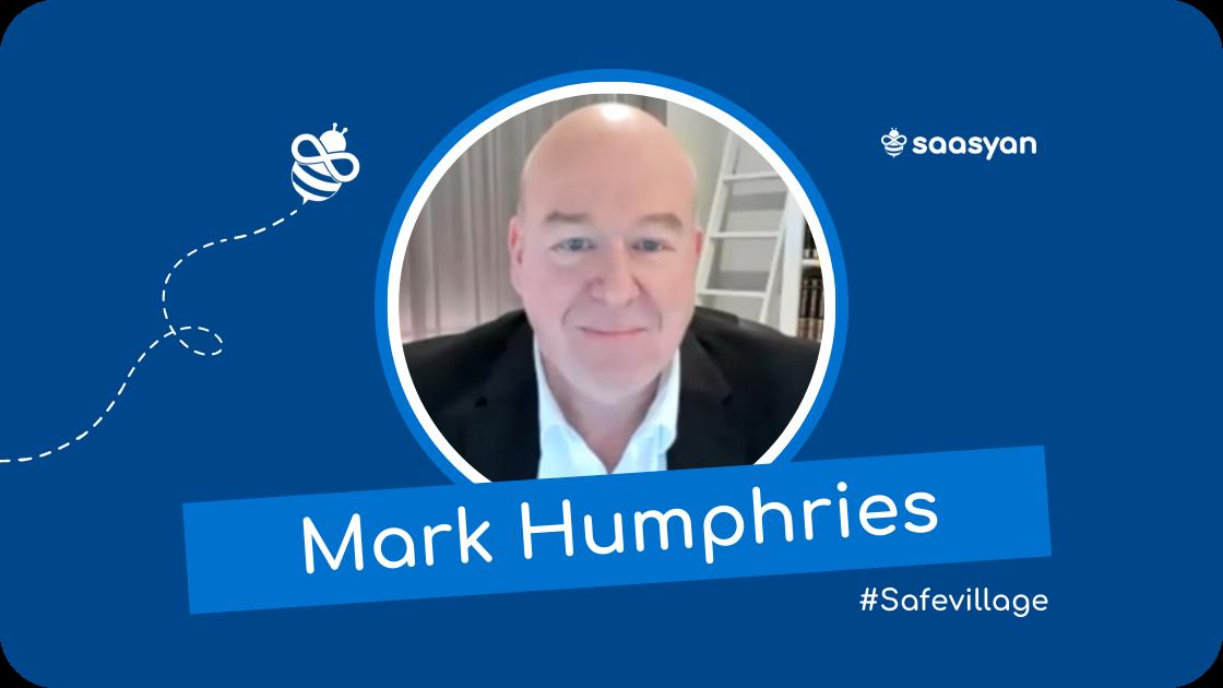 Mark Humphries on the Saasyan #SafeVillage